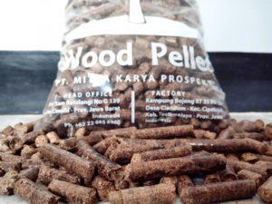 wood pellet bandung